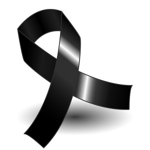 Click to enlarge black ribbon